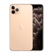 Apple iPhone 11 Pro Max 64 GB dourado
