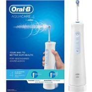 Irrigador ORAL-B AquaCare 4 Recarregável
