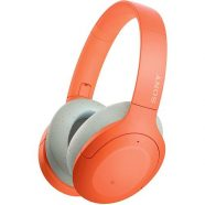 Auscultadores Bluetooth SONY WH-H910ND Over Ear Microfone Hi-Res Noise Cancelling Laranja