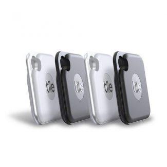 Tile Pro 4 unidades 2 Preto e 2 Branco (2020)