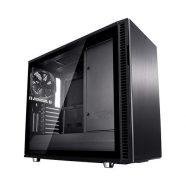 Fractal Design Define R6 USB-C TG Blackout Extended-ATX