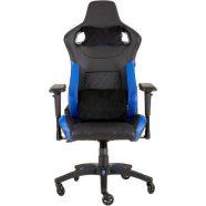Cadeira Gaming Corsair T1 RACE 2018 Preta/Azul