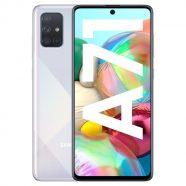 """Smartphone SAMSUNG Galaxy A71 6.7"""" 6GB 128GB Cinzento"""