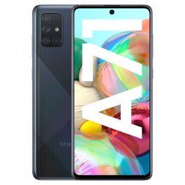 "Smartphone SAMSUNG Galaxy A71 6.7"" 6GB 128GB Preto"