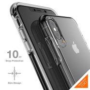 Capa GEAR4 Crystal Palace para iPhone XS Max – Clear