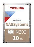 DISCO INTERNO TOSHIBA 3.5″ NAS N300 10TB