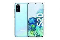 "Smartphone SAMSUNG Galaxy S20 6.2"" 8GB 128GB Azul"