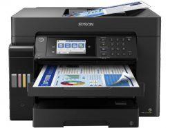 Impressora Multifunções EPSON EcoTank ET-5800