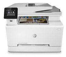 Impressora Laser HP Color LaserJet Pro M283FDN