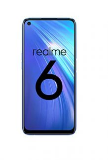 Smartphone Realme 6 8GB 128GB – Azul